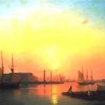 Ajvazovskij-Ivan-birzha-peterburga