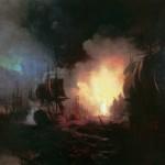 Ajvazovskij-Ivan-chesmenskaya-bitva
