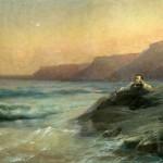 Ajvazovskij-Ivan-pushkin-na-beregu-chernogo-morya