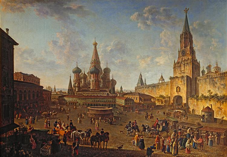 Alekseev-Fedor-krasnaya-plosshad-v-moskve