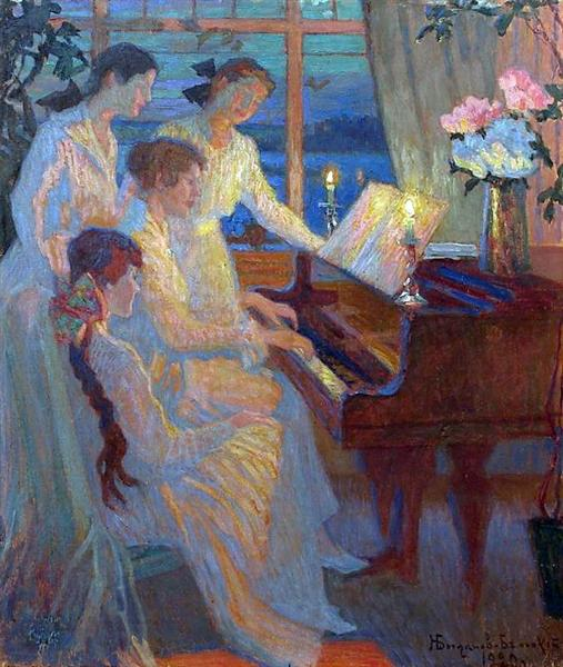 Bogdanov-Belskij-Nikolaj-simfoniya