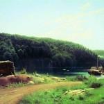 Vasilyev-Fedor-na-ostrove-valaame