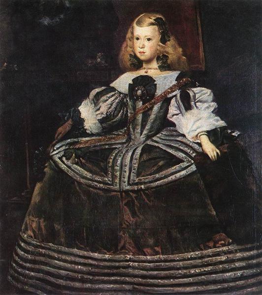 Velaskes-Diego-portret-infanty-margarity