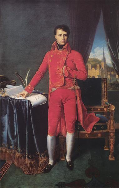 Engr-Dominik-portret-napoleona-bonaparta-pervogo-konsula