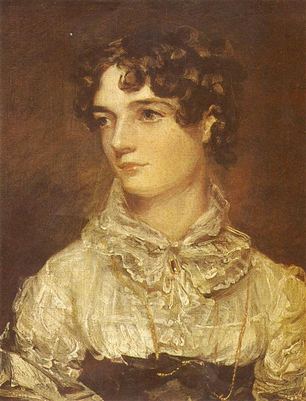 Konstebl-Dzhon-portret-marii-biknell