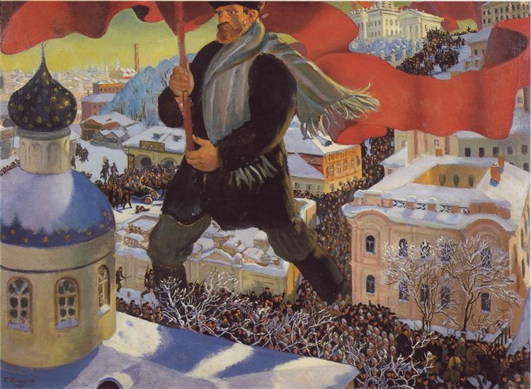 Kustodiev-Boris-bolshevik