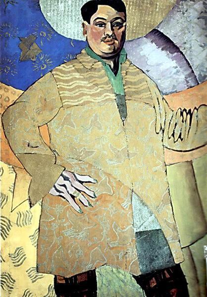 Lentulov-Aristarh-avtoportret