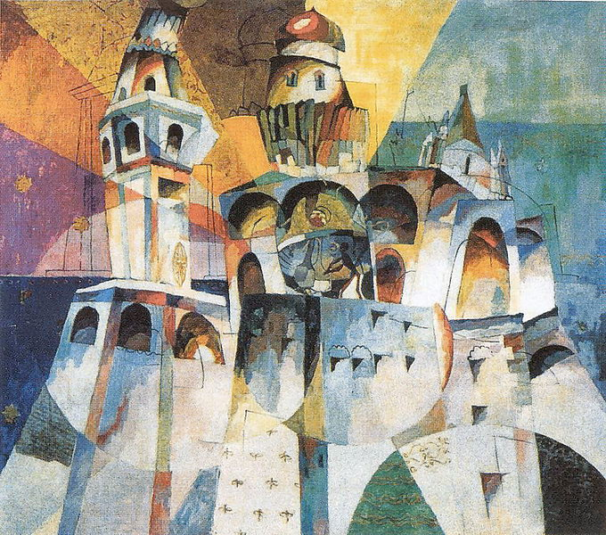 Lentulov-Aristarh-zvon-kolokolnya-ivana-velikogo