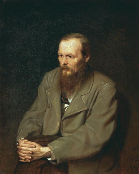 Perov-Vasilij-portet-dostoevskogo