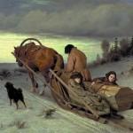 Perov-Vasilij-provody-pokojnika