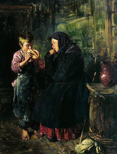 Makovskij-Vladimir-svidanie