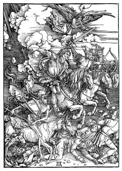 Durer-Albreht-chetyre-vsadnika-apokalipsisa
