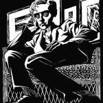 Esher-Mauric-avtoportret-v-kresle
