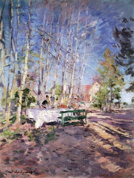 Korovin-Konstantin-vesna