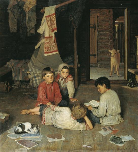 Bogdanov-Belskij-Nikolaj-novaya-skazka