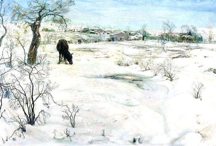 Brodskij-Isaak-zima