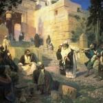 Polenov-Vasilij-hristos-i-greshnica
