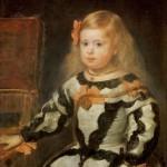 Velaskes-Diego-portret-infanty-marii-margarity