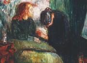 Munk-Edvard-bolnaya-devochka