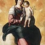 Surbaran-Fransisko-deva-mariya-s-rozoj