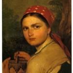 Venecianov-Aleksey-devushka-s-burakom