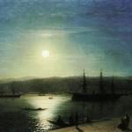 Ajvazovskij-Ivan-bosfor-v-lunnuyu-noch