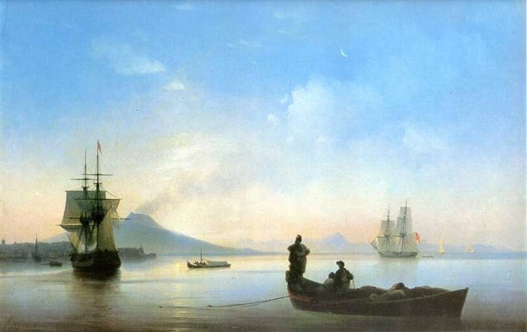 Ajvazovskij-Ivan-neapolitanskij-zaliv-utrom