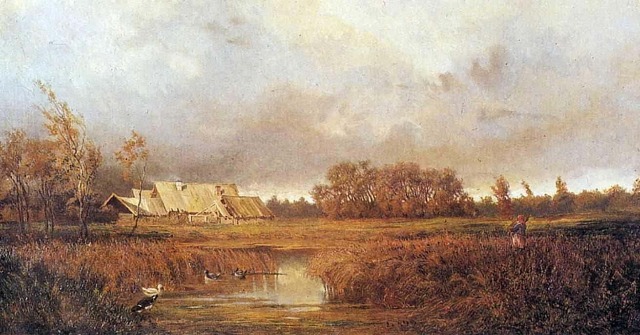 Efim-Volkov-boloto-osenyu