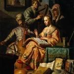 Rembrandt-allegoriya-muzyki