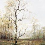 Efim-Volkov-v-lesu-po-vesne