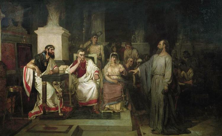 Surikov-Vasilij-apostol-pavel-obyasnyaet-dogmaty-very