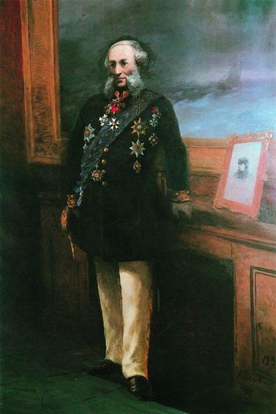 Ajvazovskij-Ivan-avtoportret
