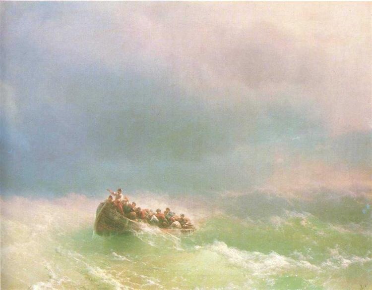 Ajvazovskij-Ivan-v-shtorm