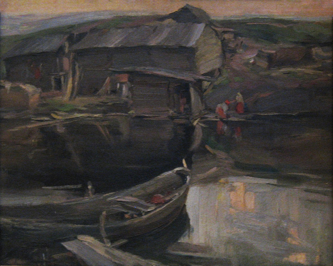 Arhipov-Abram-severnyj-peizazh