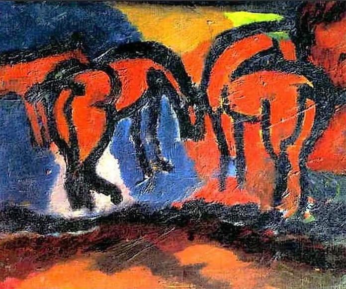 Burlyuk-David-loshadi