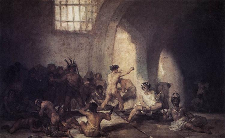 Goya-Francisko-sumashedshij-dom