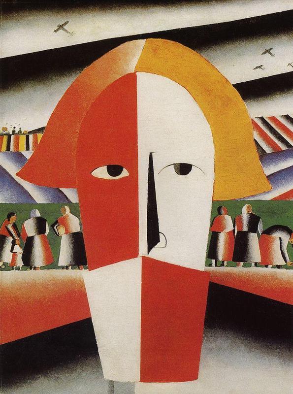 Malevich-Kazimir-golova-krestyanina