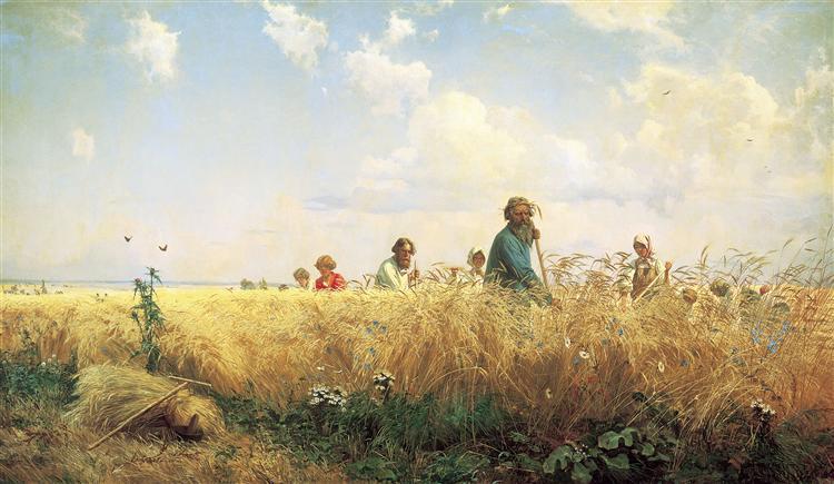 Myasoedov-Grigorij-koscy-stradnaya-pora