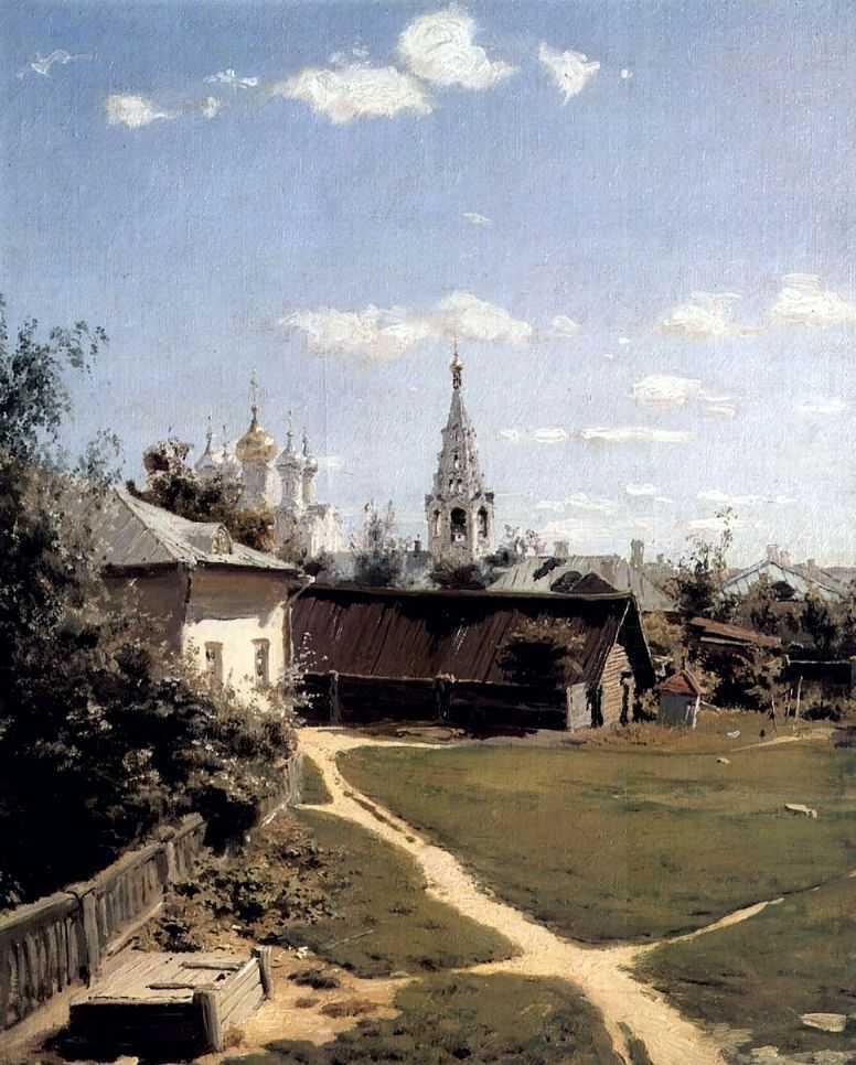 Polenov-Vasilij-moskovskij-dvorik