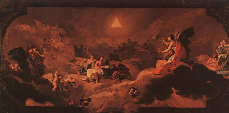 Goya-Francisko-poklonenie-imeni-boga