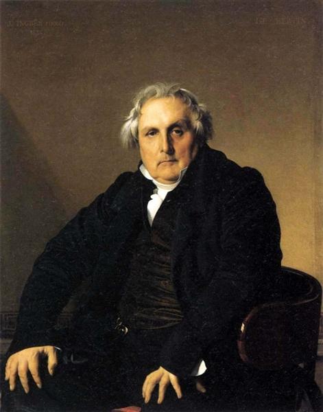 Engr-Dominik-portret-lui-fransua-bertina