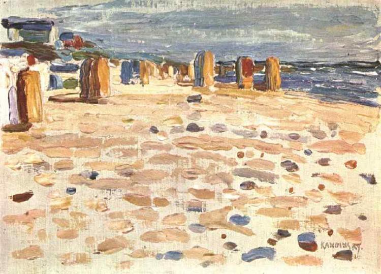 Kandinskij-Vasilij-plyazhnye-kartiny-v-gollandii