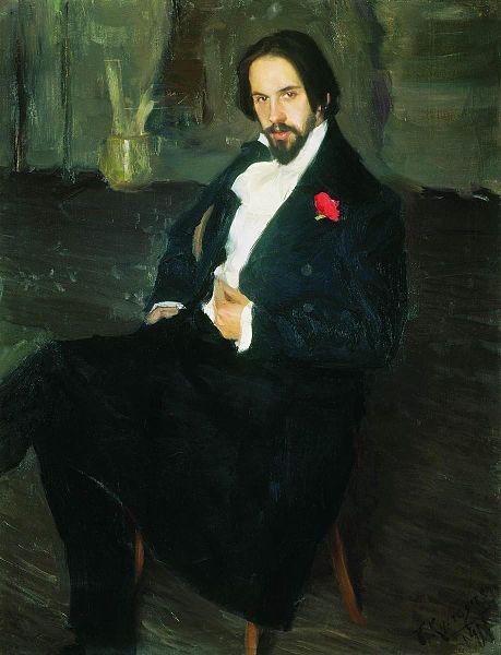 Kustodiev-Boris-portret-bilibina