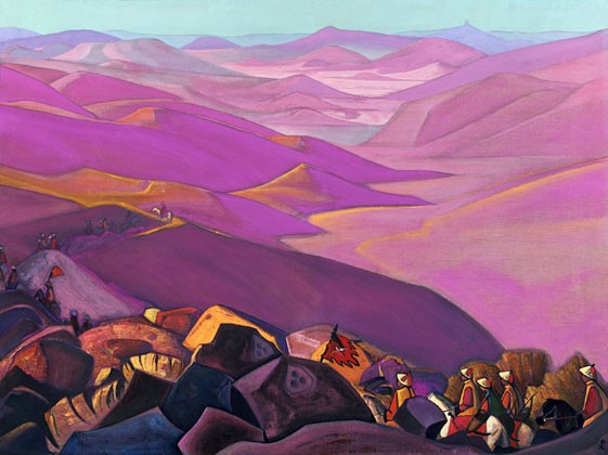 Rerih-Nikolaj-mongoliya-pohod-chingishana