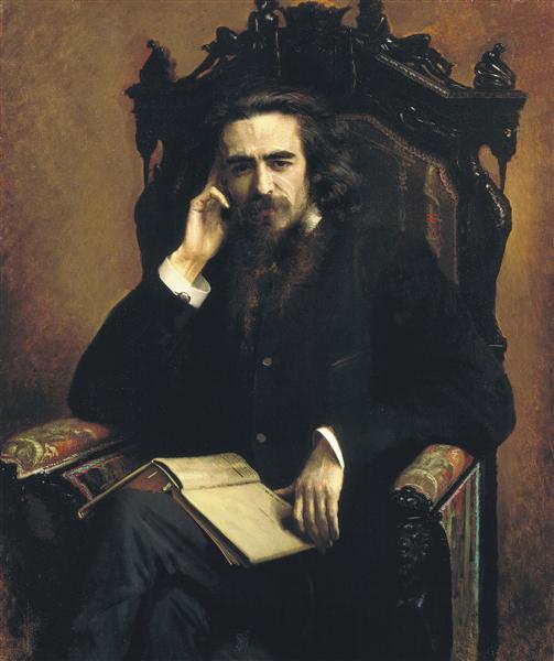 kramskoy-ivan-portret-filosofa-vladimira-solovyova