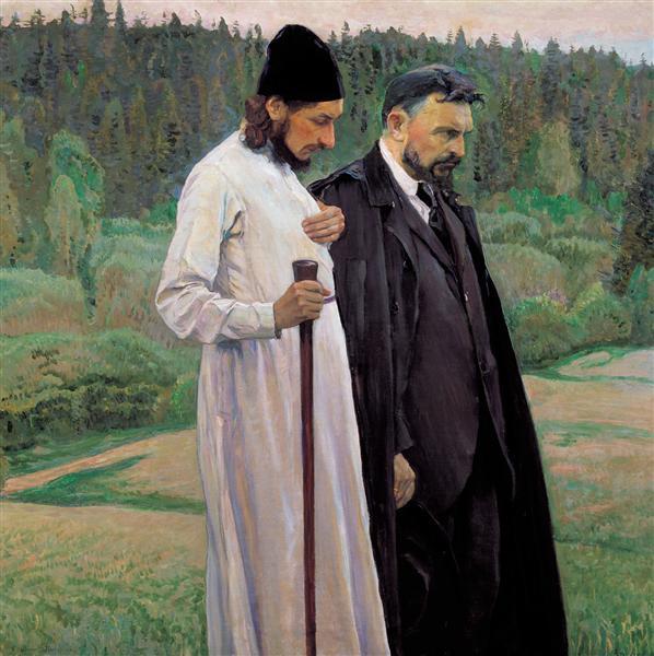nesterov-filosofy-portret-bulgakova-florenskogo